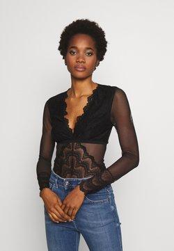 YAS - YASCURA BODYSTOCKING - Body - black