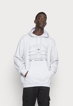 adidas Originals - COLLEGE HOODY - Bluza - light grey heather