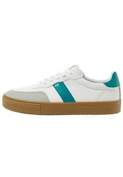 PULL&BEAR - SEITENVERZIERUNG - Sneaker low - white