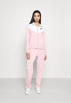 Nike Sportswear - TRACK SUIT SET - Sweatjacke - pink glaze/white
