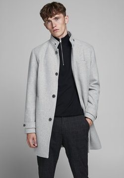 Jack & Jones PREMIUM - Mantel - light grey melange