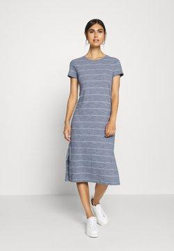 GAP - CREW MIDI DRESS - Sukienka z dżerseju - grey