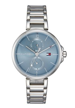 Tommy Hilfiger - DRESSED - Montre - silver-coloured