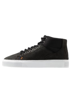 HUB - MURRAYFIELD - Sneakers hoog - black/white