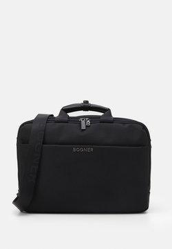 Bogner - KEYSTONE MATTIS BRIEFBAG UNISEX - Notebooktasche - black