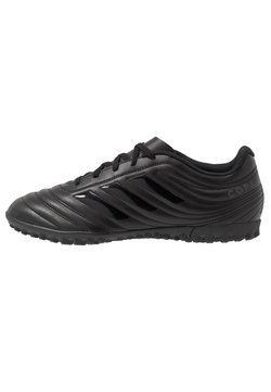 adidas Performance - COPA 20.4 TF - Fußballschuh Multinocken - core black/solid grey