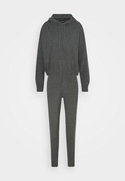Even&Odd Tall - SET - Strickpullover - dark grey