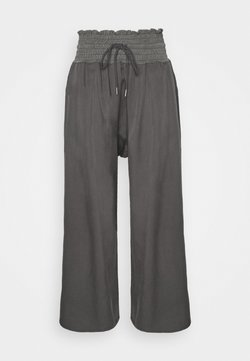 Free People - MIA PANT - Verryttelyhousut - washed black