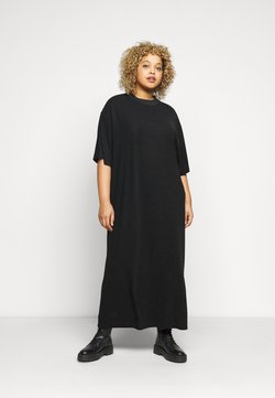 Dr.Denim Plus - MIRA DRESS - Jerseykleid - black