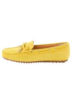 PRIMA MODA - MALPAGA - Chaussures bateau - yellow