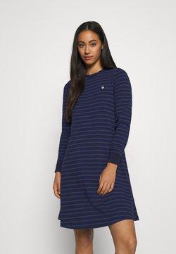 Wood Wood - ISA DRESS - Jerseykleid - navy/blue