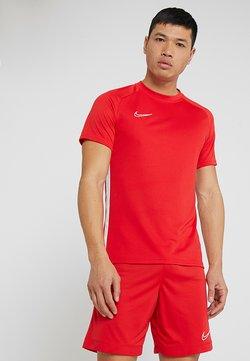 Nike Performance - DRY ACADEMY - Printtipaita - university red/white