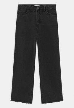 Lindex - LOTTE - Straight leg jeans - black