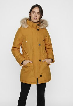 Vero Moda - VMEXCURSIONEXPEDITION - Parka - buckthorn brown