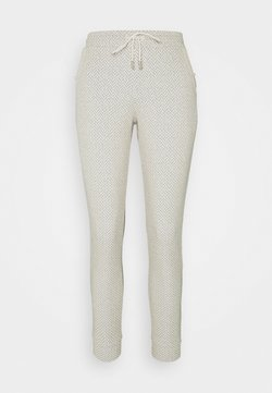 Rich & Royal - PANTS - Stoffhose - pearl white