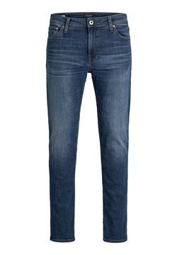 Jack & Jones - CLARK  - Straight leg jeans - blue denim