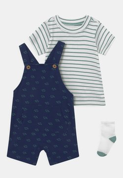 Carter's - SET - T-shirt print - dark blue