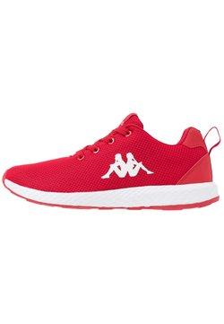 Kappa - BANJO 1.2 - Zapatillas de entrenamiento - red/white