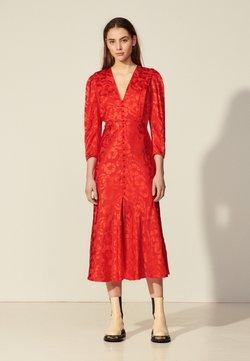 sandro - Cocktailkleid/festliches Kleid - rouge