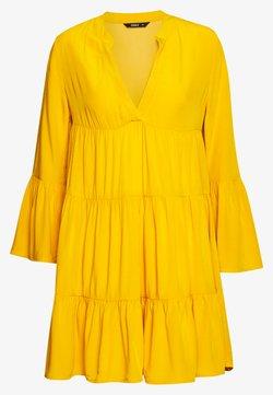 ONLY Petite - ONLNANCY ATHENA DRESS - Vestido informal - golden yellow