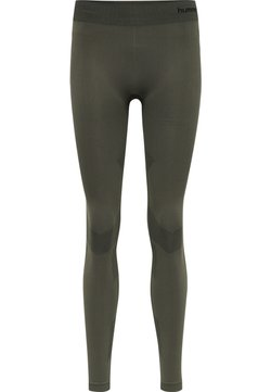 Hummel - FIRST SEAMLESS - Tights - grape leaf