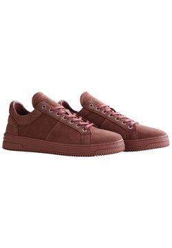 NoGRZ - Sneakers laag - red