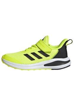 adidas Performance - FORTARUN SCHUH - Trainers - yellow