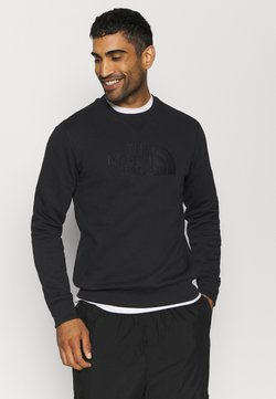 The North Face - DREW PEAK - Sweater - black