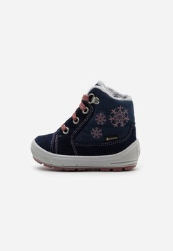 Superfit - GROOVY - Snowboot/Winterstiefel - blau/rosa