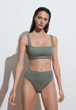 OYSHO - Bikiniunderdel - khaki