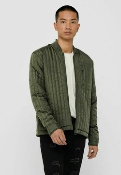 Only & Sons - Giubbotto Bomber - olive night