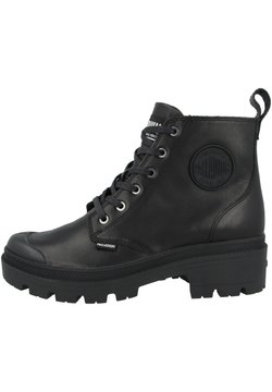 Palladium - Veterboots - black-black