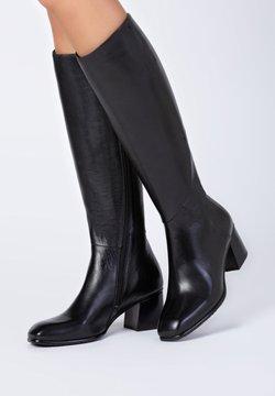 TJ Collection - Stiefel - black