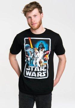 LOGOSHIRT - T-Shirt print - schwarz