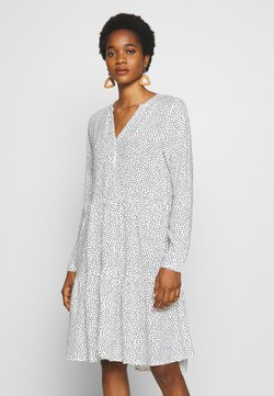 b.young - BYISOLE - Day dress - off white