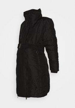 LOVE2WAIT - COAT BABY CARRIER - Abrigo de invierno - black