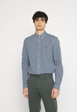 Marc O'Polo - BUTTON DOWN LONG SLEEVE INSERTED - Hemd - multi/airblue