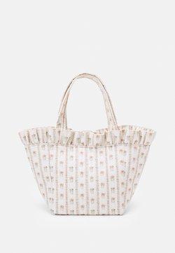 Loeffler Randall - CLAIRE TOTE - Shopping bag - white