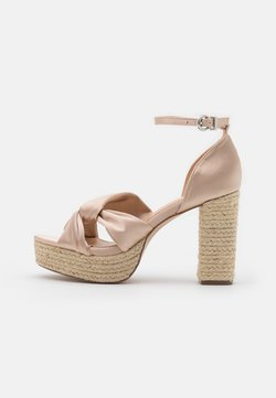 Lulipa London - LUNA - Sandalen met hoge hak - beige