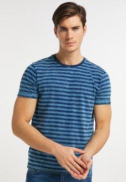Petrol Industries - T-Shirt print - azure blue