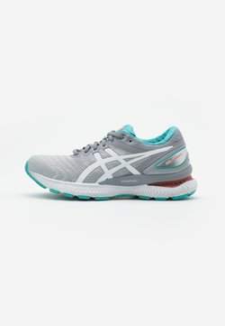 ASICS - GEL-NIMBUS 22 - Laufschuh Neutral - sheet rock/white