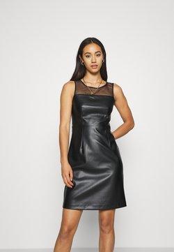 ONLY - ONLVIBE MIX DRESS - Robe d'été - black
