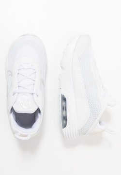 Nike Sportswear - AIR MAX 2090 - Sneakersy niskie - white/black/wolf grey/pure platinum