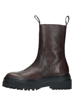 sacha - CHELSEA  - Ankle Boot - dunkelbraun