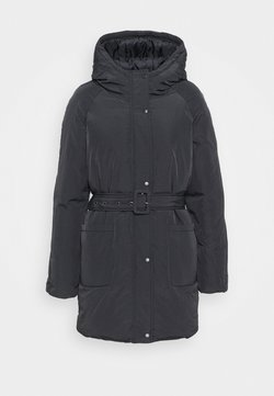 ONLY - ONLSYDNEY BELTED PUFFER - Cappotto invernale - blue graphite