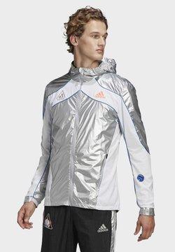 adidas Performance - SPACE ULTRA SUPERNOVA RUNNING - Chaqueta de entretiempo - silver