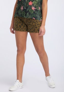 Mustang - Jeans Shorts - multi-coloured