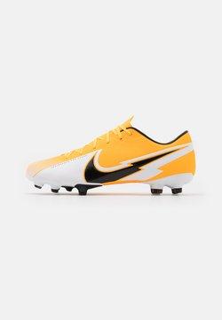 Nike Performance - MERCURIAL VAPOR 13 ACADEMY FG/MG - Voetbalschoenen met kunststof noppen - laser orange/black/white