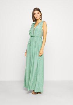 YAS - ELENA MAXI DRESS SHOW - Robe de cocktail - oil blue