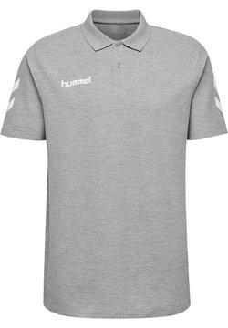 Hummel - Poloshirt - grey melange